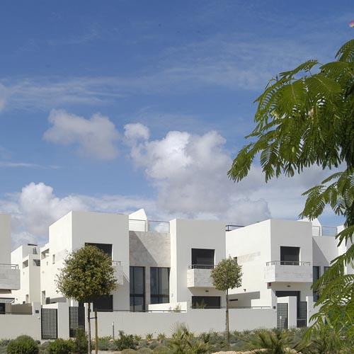 Pesarchitect - 19 viviendas uifamiliares en Orihuela Costa