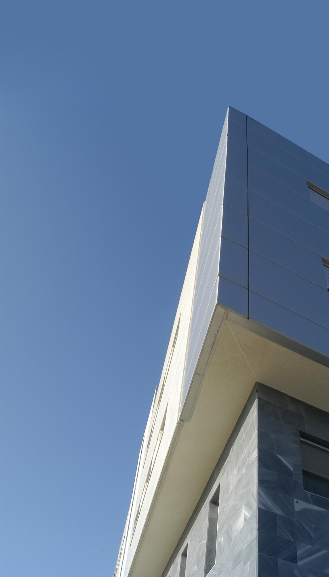 Pesarchitect - Edificio en Benijófar