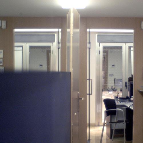 Pesarchitect - Vista de la recepción